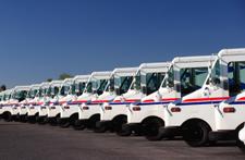 USPS Postal Trucks