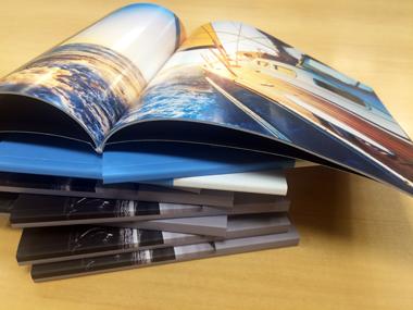 Perfect Bound Book Printing