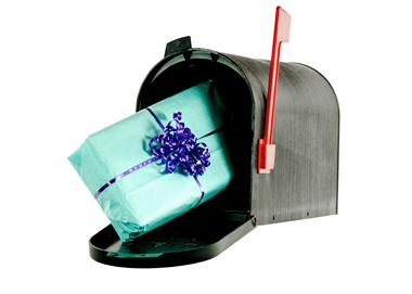 Customer Rewards Mail