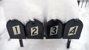 2015 Holiday Mail Cut Off Dates