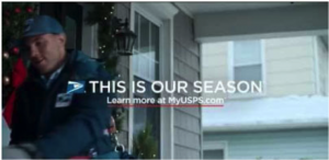 USPS Holiday YouTube Video