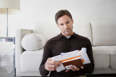 Consumers sort and engage with mail at all different levels.