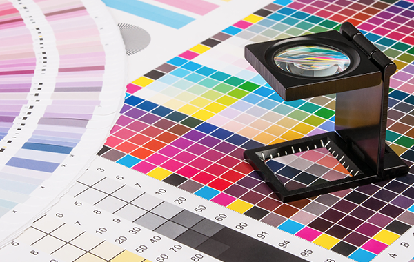 Digital printers can now more closely reproduce Pantone colors